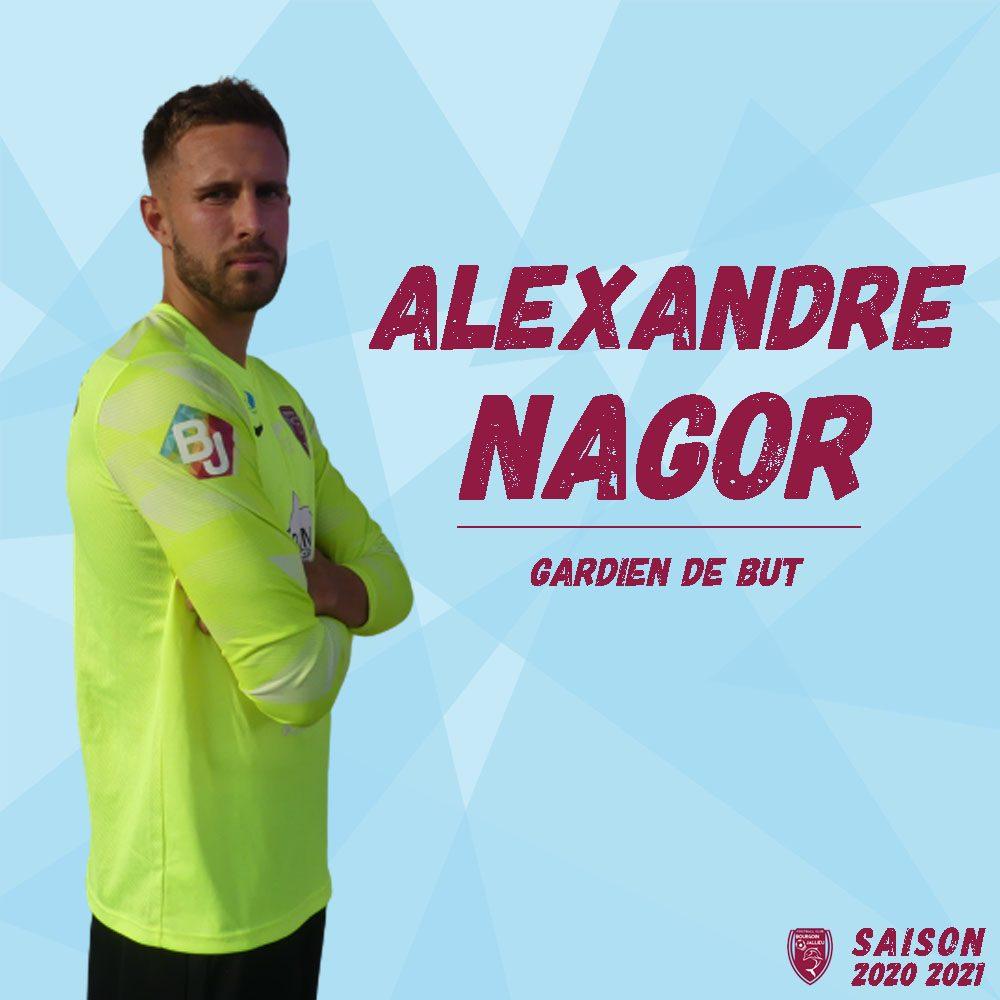 Alex Nagor - 1