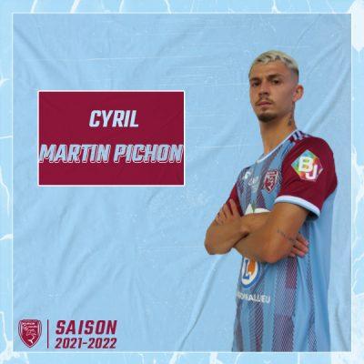Cyril MARTIN PICHON