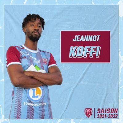 Jeannot KOFFI