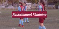 recrutement féminine